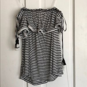 Off the shoulder top from Loft